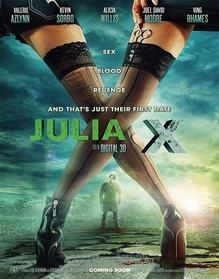 茱莉亚X/血腥暴力